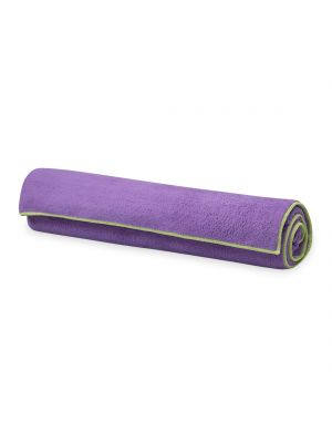 Gaiam Stay Put joogapyyhe