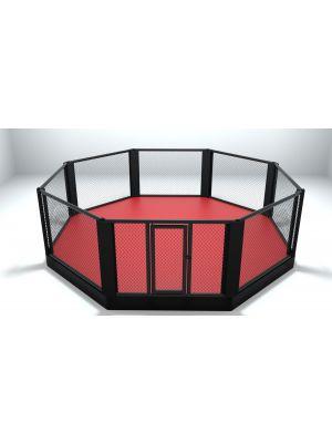 Dojo Competition-size Platform MMA-häkki