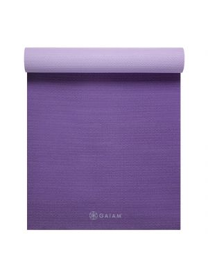 Gaiam Premium PURPLE JAM Yoga MAT