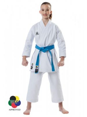 Tokaido Kata Master Junior WKF Approved karatepuku