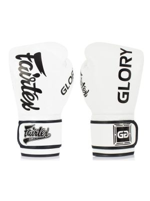 Fairtex BGVG1 Glory Leather nyrkkeilyhanskat