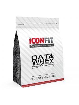 Iconfit OAT&WHEY Progainer 1,4kg Suklaa