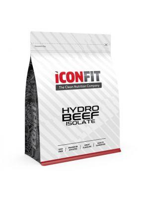 Iconfit HydroBEEF+ Isolate 1kg Maustamaton