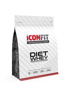 Iconfit Diet WHEY Protein - Mansikka 1kg