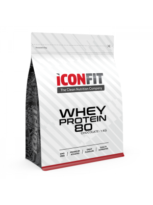 Iconfit Whey Protein 80 1kg Cappuccino