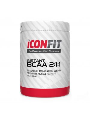 Iconfit BCAA 2:1:1 -aminohappokompleksi 400g Omena