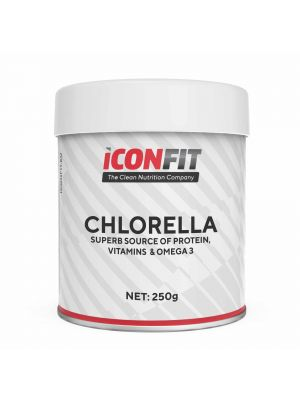 Iconfit Chlorella -jauhe 250g