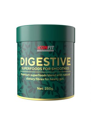 Iconfit Digestive Superfoods - smoothieisiin 250g