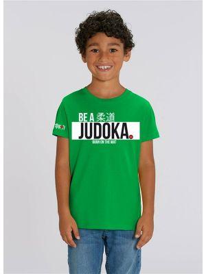 Ippon Gear Be A Judoka t-paita