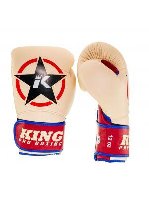 King Pro Vintage nyrkkeilyhanskat