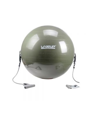 Liveup Anti-Burst Resistance Tube Handles fitnesspallo