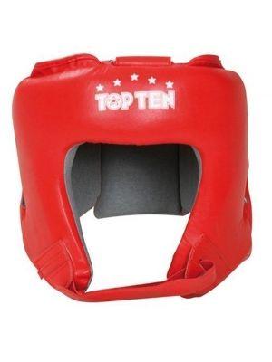 Top Ten Leather nyrkkeilykypärä