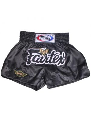 Fairtex Plain thainyrkkeilyhousut