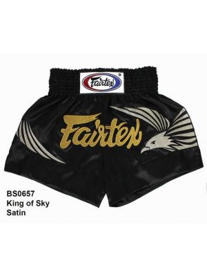 Fairtex King of Sky thainyrkkeilyhousut