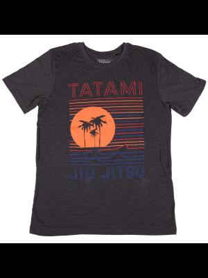 Tatami Sunset Heather t-paita
