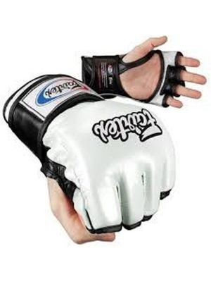 Fairtex Open Thumb grapplinghanskat