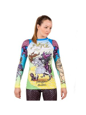 Tatami Ladies Meerkatsu Whizzer of Oz kompressiopaita