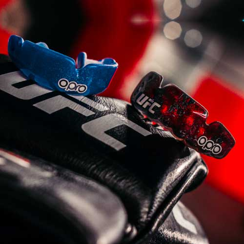 OPRO | THE OFFICIAL MOUTHGUARD OF THE UFC
