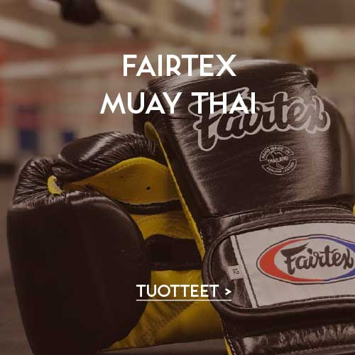 FAIRTEX MUAY THAI