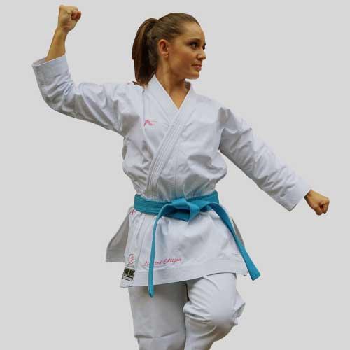Karate tarvikkeet